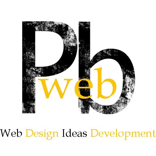 PBweb | Μοντερνα κατασκευη ιστοσελιδων | Δημιουργία eshop | Φωτογραφηση Χωρων Λογότυπο