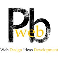 PBweb.gr | Μοντερνα κατασκευη ιστοσελιδων | Δημιουργία eshop | Φωτογραφηση Χωρων Λογότυπο